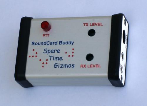 Soundcard buddy
